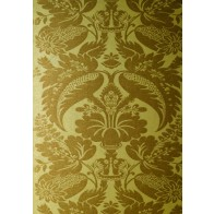 """Anna French tapetai """"Tyntesfield"""" – Gold on Gold"""