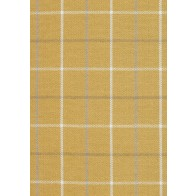 "Anna French audiniai ""Laurence Plaid"" – Gold"