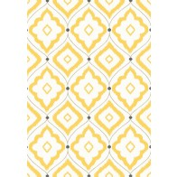 Thibaut tapetai BUNGALOW - Yellow