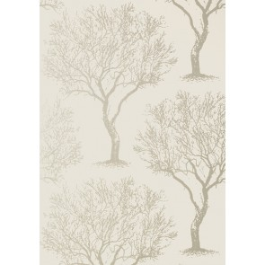 "Anna French tapetai ""Winfell forest"" – Neutral"