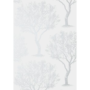 "Anna French tapetai ""Winfell forest"" – Grey"