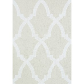 "Anna French tapetai ""Brock Trellis"" – Grey"