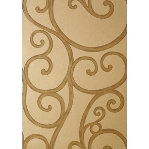 "Anna French tapetai ""Palace Gate"" – Metallic Gold"