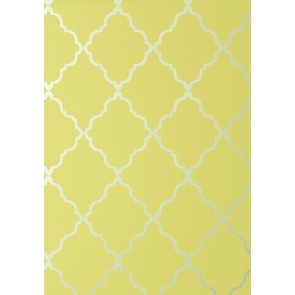 "Anna French tapetai ""Klein Trellis"" – Citron"