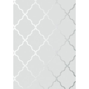 "Anna French tapetai ""Klein Trellis"" – Grey"