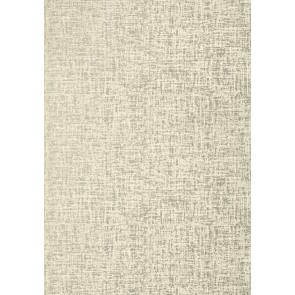 "Anna French tapetai ""Tresco"" – Linen on Metallic Silver"