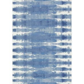 "Anna French tapetai ""Margate"" – Blue on White"