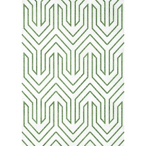 "Anna French tapetai ""COLBURN CHEVRON"" –  Green"