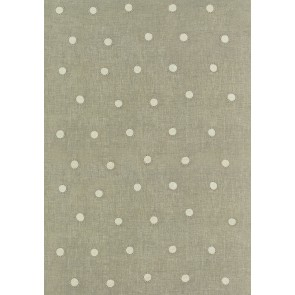 "Anna French audiniai ""Durham Dot"" – Natural Linen"