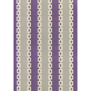 "Anna French audiniai ""Key Stripe"" – Plum"