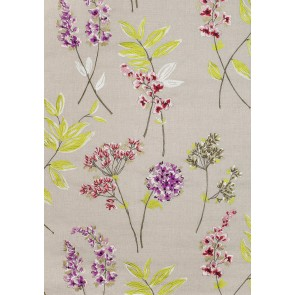 "Anna French audiniai ""Twiggy Floral Embroidery"" – Brights on Natural"