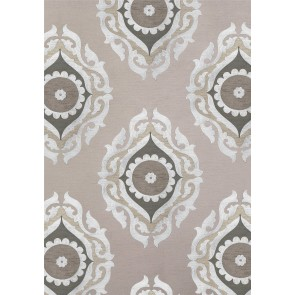 "Anna French audiniai ""French Suzani"" – Taupe and Grey"