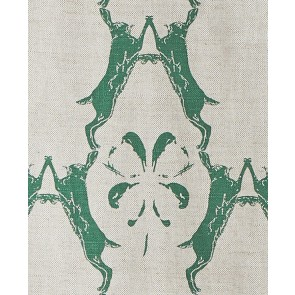 Barneby Gates audiniai Boxing Hares - Green