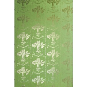Barneby Gates tapetai Lucky Charms- Georgian Green