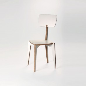 Zhilionis - kėdė Chair Nr.1 - balta