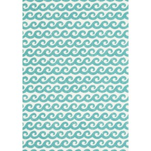 Thibaut audiniai SHORE THING - Turquoise