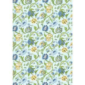 Thibaut audiniai CAYMAN – Blue and Green