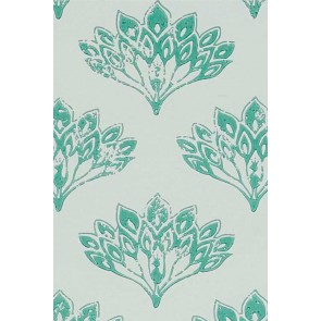 Barneby Gates tapetai Peacock  - Teal