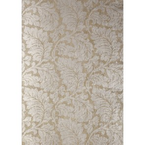 Thibaut sienų danga CERIMAN NATURAL CORK- Metallic Silver on Natural