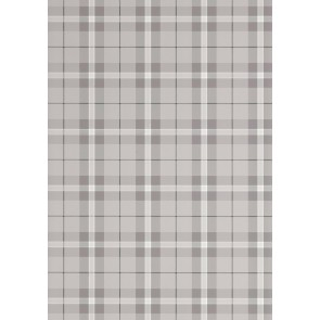 Thibaut tapetai WINSLOW PLAID  - Grey