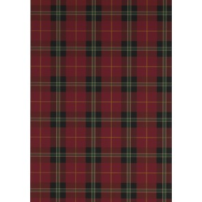 Thibaut tapetai WINSLOW PLAID  -Red