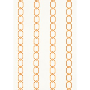 Thibaut tapetai MADEIRA CHAIN - Orange