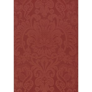 "Thibaut tapetai ""Dorian Damask"" -  Red"