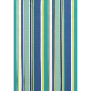 Thibaut audiniai BRIGHTON STRIPE  - Blue and Green