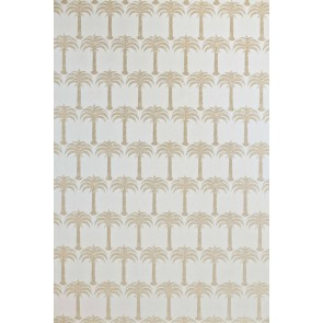 Barneby Gates tapetai Marrakech Palm - Soft Gold