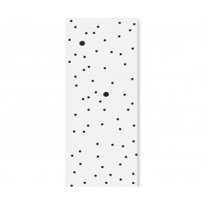 "Humpty Dumpty tapetai ""Just Simple"" – Black Dots"