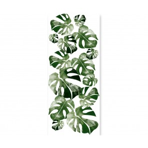 "Humpty Dumpty tapetai ""Monstera Leaf"" – Green"